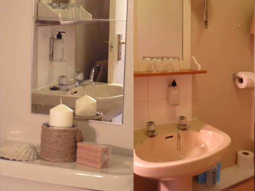 Apartment Petrel Bathroom